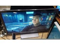 "Panasonic 40"" 4K Wifi Smart Freeview LED TV £220"