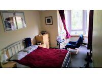 Quiet double room, with en suite, for a quiet person - entry Dec/Jan
