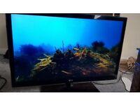LG 42 inch TV - 42 LG 42LV450 Full HD 1080p Digital Freeview LED TV