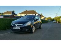CHEAP 1.4 SXI Corsa (SPORT) Black 2007 MOT'D and history