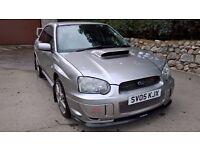 Subaru Impreza WRX STi MY05 widetrack, Type UK, ~350bhp, 70,006mls