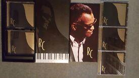 Ray charles Genius and Soul 5 cd box set