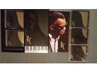 Ray charles Genius and Soul 5 cd box set