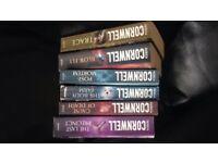 6 Patricia Cornwell books