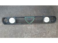 Alfa Romeo - Green Clover Leaf front grille with headlights