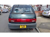 Toyota Estima Lucida 1994 Automatic Diesel. Mot June 2017. Price £750.