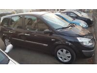 RENAULT GRAND SCENIC 7 SEATER , AUTOMATIC , GOOD CONDITION , DRIVES GREAT £1595