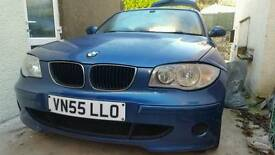 Bmw 118d low mileage fsh