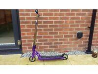 Madd Gear VX 4 Pro Scooter - Purple Metallic Paint