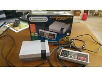 Nintendo NES mini console