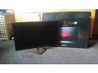 Omen 25 by HP 24.5 inch gaming computer monitor. Excellent condition. Fully working.
