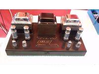 Art Audio Quintet Valve Poweramp. Good working condition. 2 spare Mullard EF86 valves