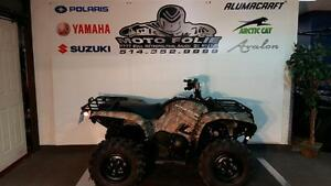 2015 Yamaha Grizzly 700