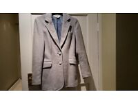 Fitted Ladies 100% Wool Blazer