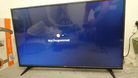 49 inch 4K UHD LG TV