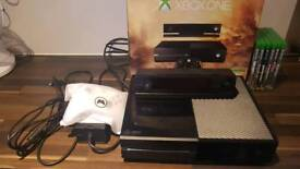 Xbox One 500gb with Kinect - Titanfall Edition