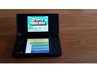 Nintendo ds light with 40 games