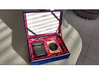 Canon - Gold IXUS (60th Anniversary) Limited Edition Camera