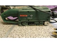 BOSCH PBS 60 BELT SANDER