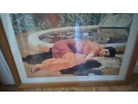 Beautiful John Williams Godward picture £20