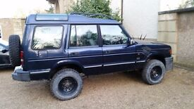 Land Rover Discovery 300TDI 98