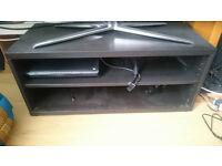 Ikea Black tv stand