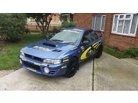 Subaru impreza classic 2l turbo