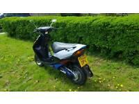 Moped suzuki 50cc ap