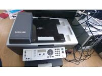 Lexmark Printer, 3 in one