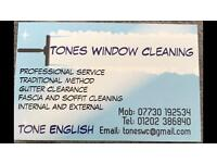 Tones Window Cleaning - Professional Local Friendly Window Cleaner + More - SLOUGH & Local Areas