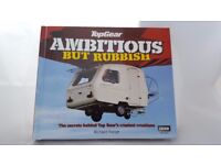 Top Gear: Ambitious But Rubbish: The Secrets Behind Top Gear's Craziest... (Hardcover)