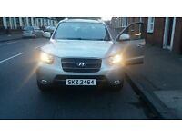 hyundai santa fe new model mot till jan £2495 px welcome 7 SEATER
