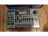 BOSS BR-900CD Like New In Box With Manual Digital Multi Track Recorder