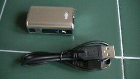 Brand New In Box Eleaf ecig battery 1050 mah £25.99 Retail.