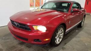 2010 Ford Mustang PREMIUM - CUIR - V6 -AUTOMATIQUE - CONVERTIBLE