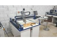 HF-8060-Advanced Cnc Cutter/Engraver Machine
