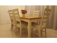 Next 6 seater dining table