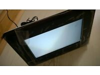 never used portable tv picture viewer movie player 12v or mains small