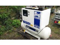 garage silent air compressor