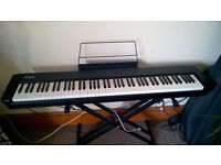 Technics SX P30 Digital Piano and Stand