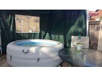 GR Hot Tub Hire. *CALL NOW TO SECURE YOUR DATE*