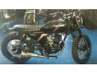 Hanway 125cc Scrambler