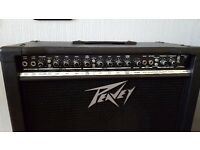 Peavey bandit sheffield 112 transtubedcomes with foot swtch