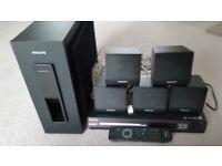 Philips DVD player /surround sound