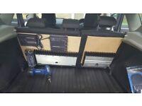 Jl audio 1000/1 v2 car amplifier
