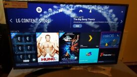 LG 43-inch 43UJ670V UHD 4K HDR Smart LED TV,Has Wifi, Smart IPTV aPP, Freeview HD & FREESAT HD