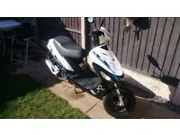 2013 50cc longjia scooter no mot needs tlc