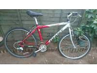 Giant bike for spares or repairs