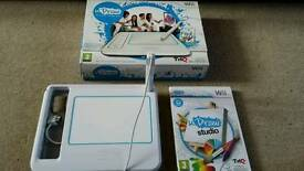 UDraw GameTablet for Nintendo Wii with uDraw studio Game in original Box