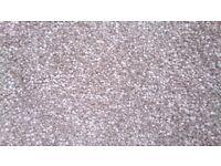 Oatmeal stair & landing carpet